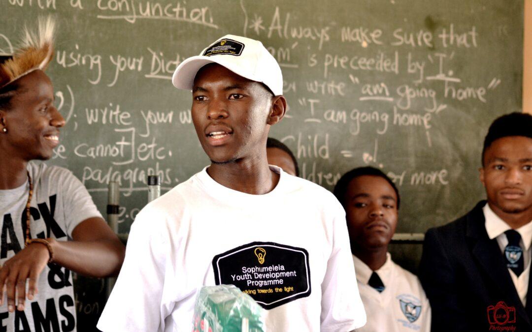 #AfterSchoolYouthLeaders – Sophumelela Ketelo: Sophumelela Youth Development Programme